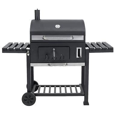 grill na uhli velky